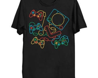 PlayCom Videogame T-Shirt