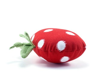 Extra Durable Dog Toy Tomato