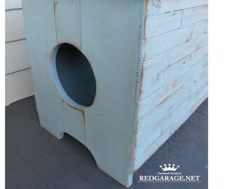 Kitty litter locker , Cat Furniture,