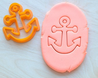Anchor Cookie Cutter # 1