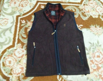 vintage u.p. renoma vests size L