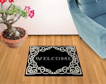 Celtic Welcome  - Doormat Welcome Floormat