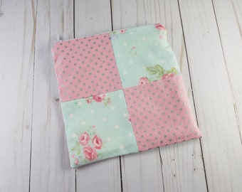 Patchwork Pouch- Square