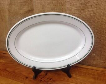 D.E. McNicol Pottery Platter