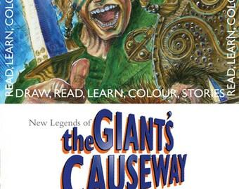 Giants Causeway Activity book