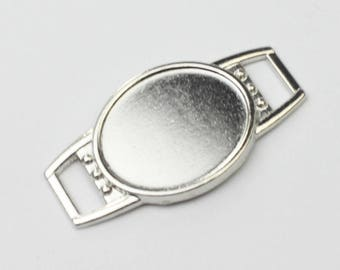 Oval Shoe Lace Charms for Shoelace, Paracord Survival Bracelets,wholesale,