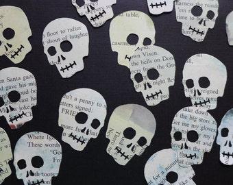 Talking Heads Skull Die Cuts