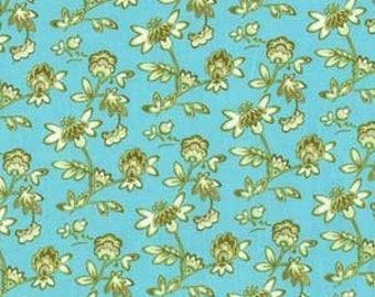 Sale Fabric Paula Prass Petite Garden Fat Quarter Yard for Michael Miller Fabrics