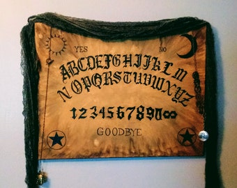 Canvas Ouija Board