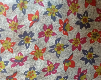 Tana lawn fabric from Liberty of London, Vintage.