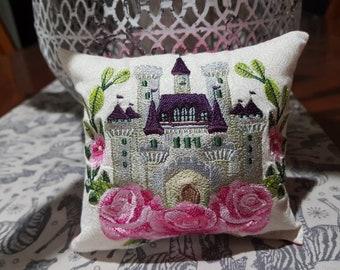 Pin Cushion - Castle