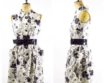 1960's Dress With Pockets