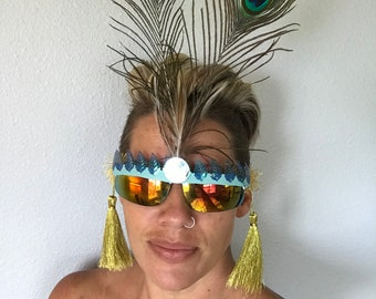 Burning Man sunglasses