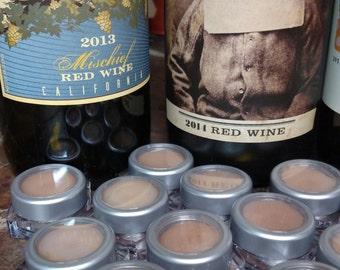Mel's Merlot lip balm ~ super soft natural yummy lips