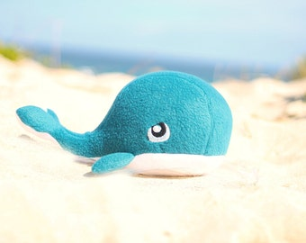 Personalize Your Own Custom Whale Plush