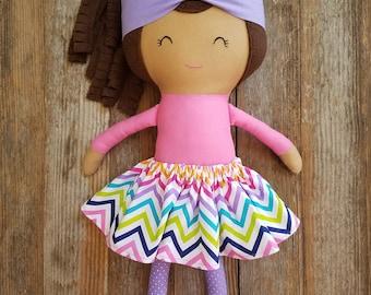 Cloth doll, Fabric doll, Handmade doll, Rag doll, Girls toy, Custom doll, Personalized doll, Heirloom doll, Lookalike doll
