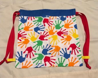 Toddler/Kids Drawstring Backpack