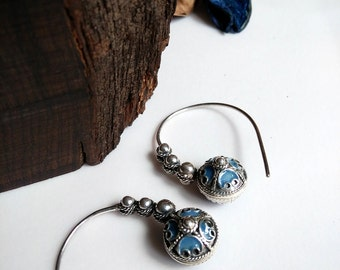 earrings Berber style
