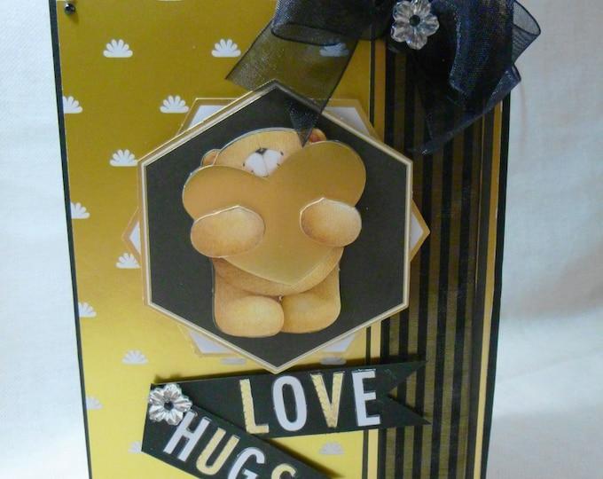 Birthday Card, Anniversary Card, Valentine Card,  Wedding Card, Female, Any Age, Daughter, Mum, Sister, Niece, Aunt, Girlfriend, Wife