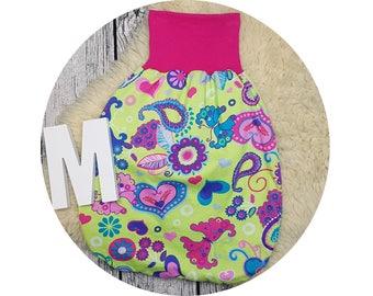 Puck bag, sleeping, baby accessories, new purchases, gift, zips, sleeping bag, baby, bag, Footmuff, hippie, flower child, boho