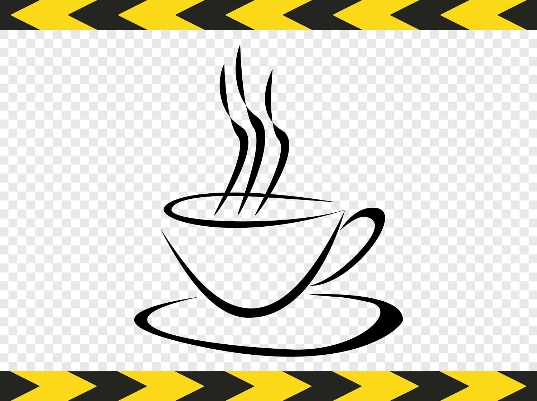 Download Coffee mug cup Svg DIY decal Wall sticker Coffee lover Cut