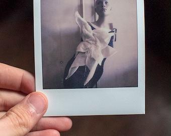 Polaroid Original - Decayed Mannequin