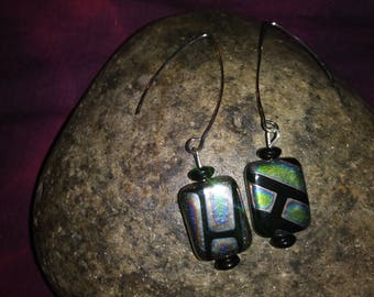 Handmade glass beads danglies
