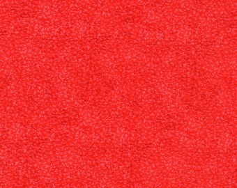 Red Textured Print Quilting 100% Cotton Fabric