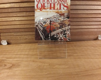 Marsha McCloskey's Quick Classic Quilts Book
