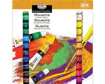 Gouache Acrylic Paint