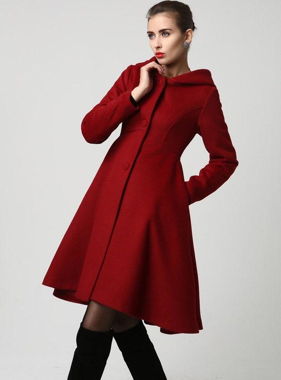Empire Waist Coat