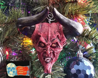 Darkness ornament