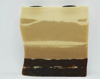 Handmade Artisan Glycerin based Fragranced Soap - Cappuccino Dreaming