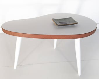 50s Redesign small Kidney table little * BuBY *
