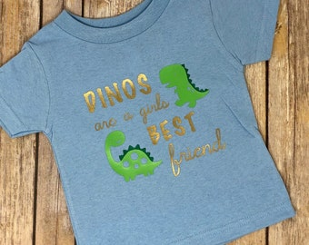Dinos are a Girls Best Friend