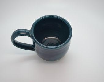 Teal mug Ready to Ship