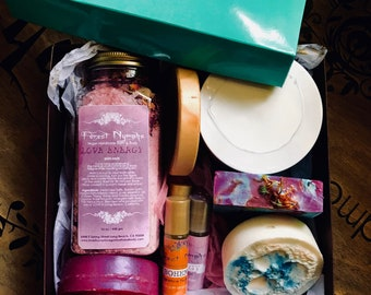 Indulgence Nymph Bath Gift Box