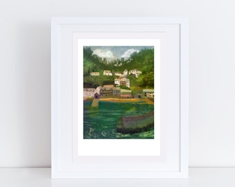 Clovelly #1 - Signed Print