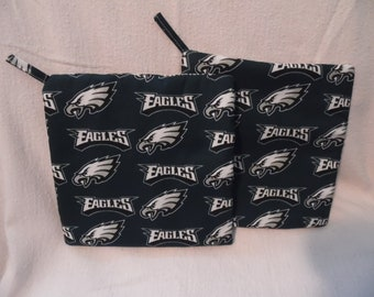 Philadelphia Eagles Pot Holders Hot Pads