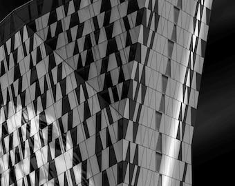 Copenhagen Architectural Fine Art Photo, Wall Decor, Office Decor, Home Decor, Wall Art, Abstract Photograph