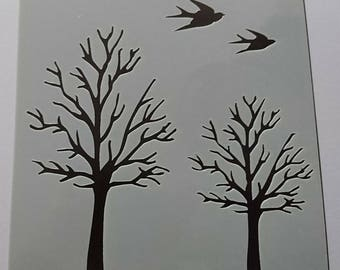 Birds and Trees by Imagine Design Create
