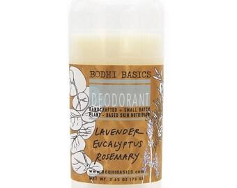 Lavender Rosemary Eucalyptus Deodorant