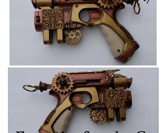 The Steam Shooter. Custom Nerf night finder