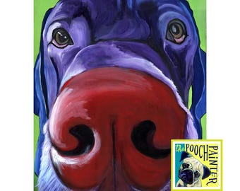 Custom Acrylic pet portrait, Original multiple pet art, custom pet memorial, pet lovers gift, personalized wall art, gift for him, pet dad