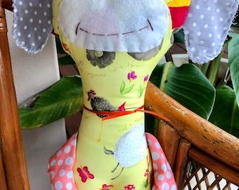 Billy the Monkey Softie, Handmade Monkey Toy DOLL1141