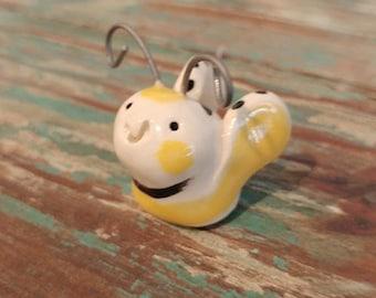 Bee Ceramic Little Guys Figurine