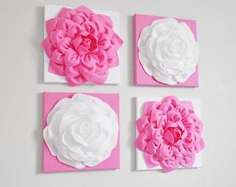 Bedroom Wall Decor | Bathroom Decor | Flower Wall Decor | Girl Bedroom | Bathroom Wall Decor | Kitchen Decor | Nursery Wall Decor | Pink Art