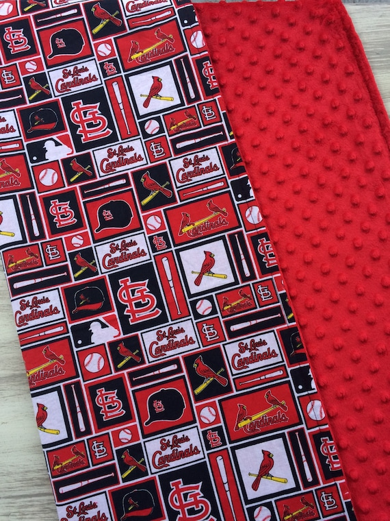 Last minute gifts st louis cardinals personalized baby like this item negle Gallery