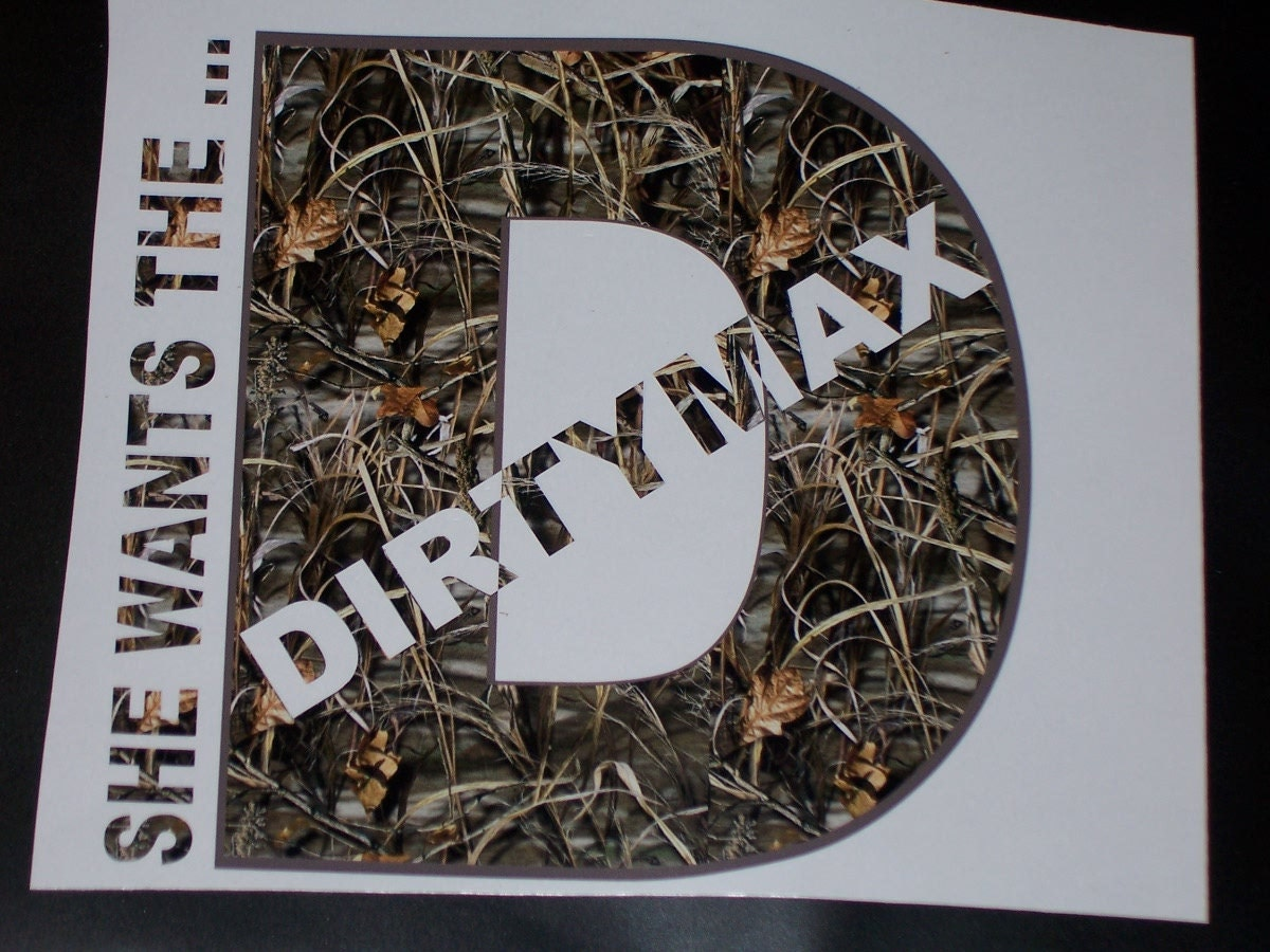She Wants The Dirtymax Diesel Real Tree M Red Camo Urban Camo - Chevy duramax diesel decals