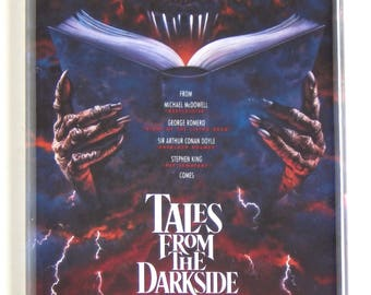 Tales from the Darkside Movie Poster Fridge Magnet